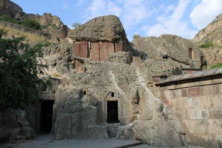 Armenia seen through the lense of my camera Stock Photo