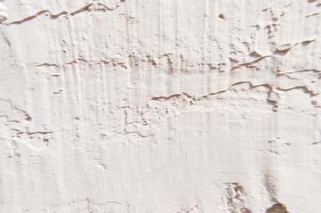 Smeared plaster wall background. Banco de Imagens