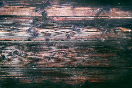 Vintage texture of dark wood. 스톡 콘텐츠