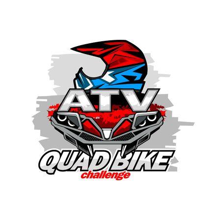 ATV Quad Bike Challenge logo.