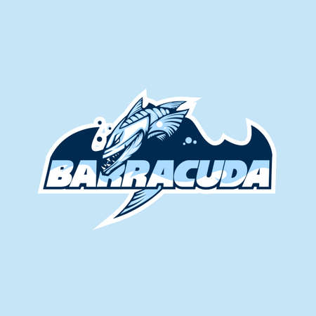 Logo of a club or company with the name Barracuda.