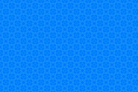 A colorful geometric background of a rice pancake wrapper illuminated by blue light 免版税图像