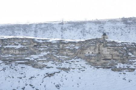monastery nature: Orheiul vechi. Republic of Moldova