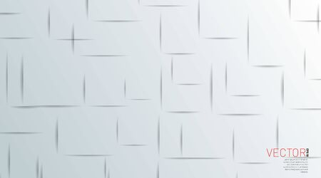 Vector Abstract geometric paper background in eps 10  イラスト・ベクター素材