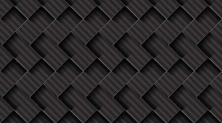 Square vector background with overlapping textures