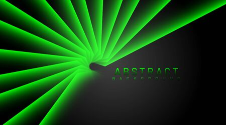 Luxurious dark background with a texture overlay layer. Modern dark black background with light green and shadow.