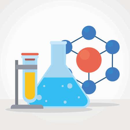 chemical beakers design