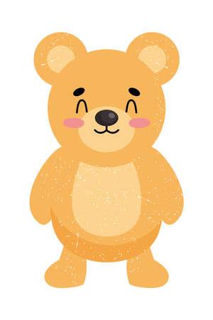 cute bear design Vector Illustration