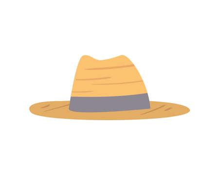 summer hat straw