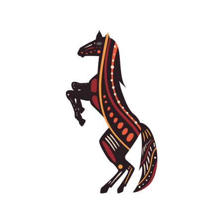 horse indigenous animal