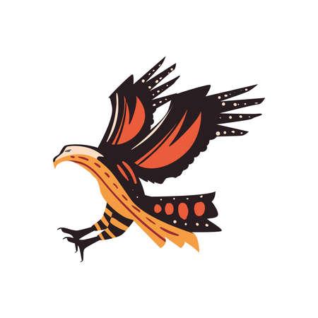 eagle indigenous animal