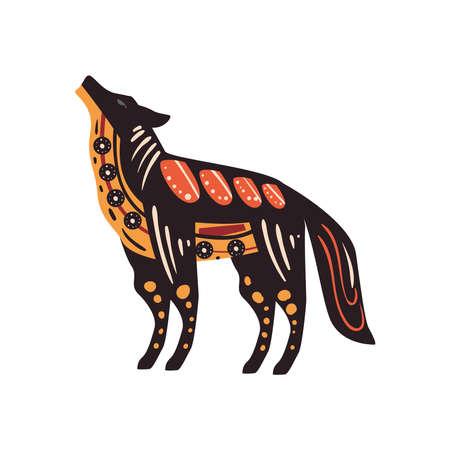 wolf indigenous animal