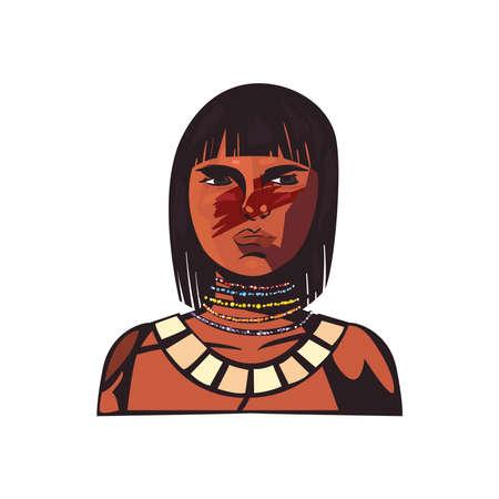 female indigenous kid