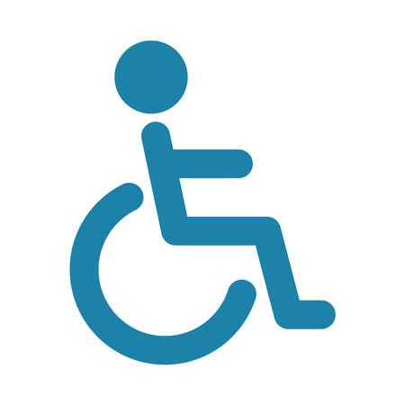 Disabled Wheelchair Symbol