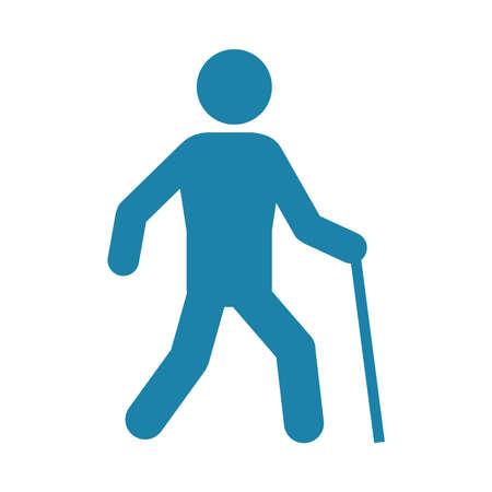 blind person design