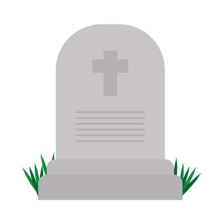gravestone icon image