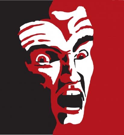 shakespearean: Horror Face