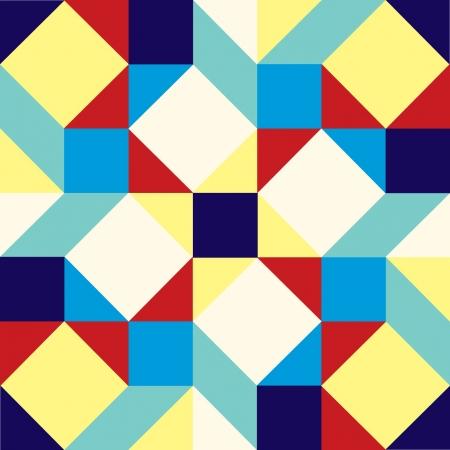 Geometric Background Pattern