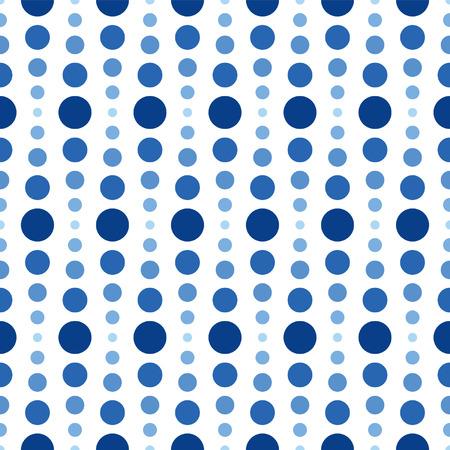 Seamless geometric dot pattern Stock Vector - 23114139