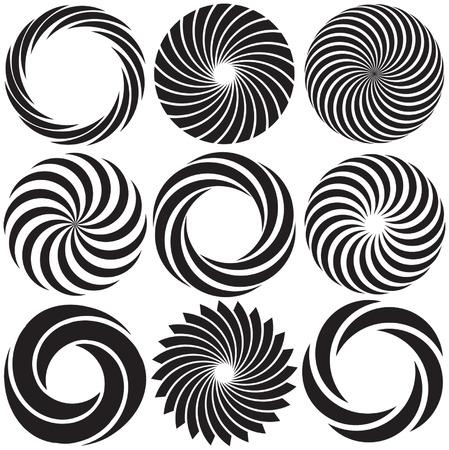 Art optique Vecteurs