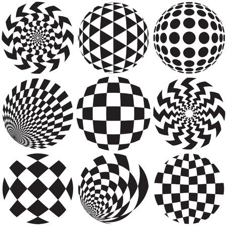 Optical Art Stock Vector - 26490777