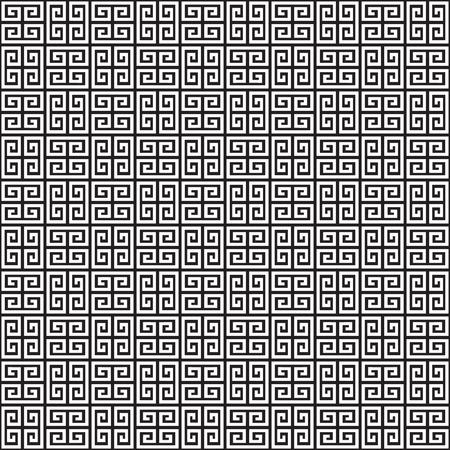 Seamless Greek Key Pattern Texture
