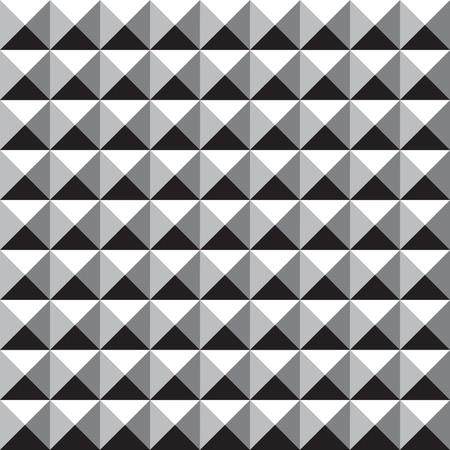 protruding: Seamless Square Stud Pattern Background