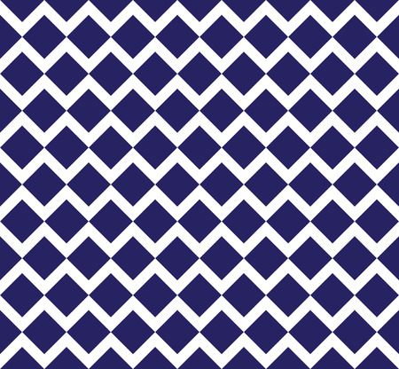 Seamless Offset Chevron Pattern Texture Illusztráció