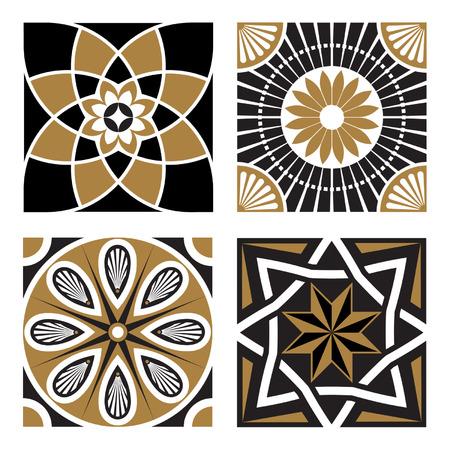 knotwork: Vintage Ornamental Patterns Illustration