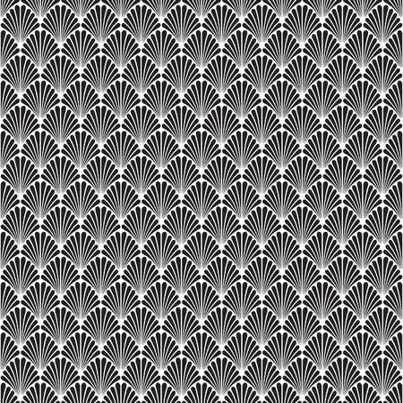 추상 원활한 아트 데코 벡터 패턴 텍스처 스톡 콘텐츠 - 42468143