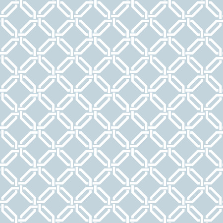 Seamless vector interwoven damask wallpaper