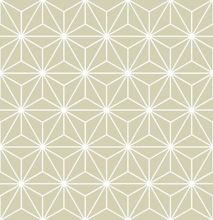 Seamless Vector Geometric Pattern Texture