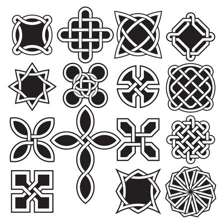 knotwork: Celtic Knots in Vector Editable Format