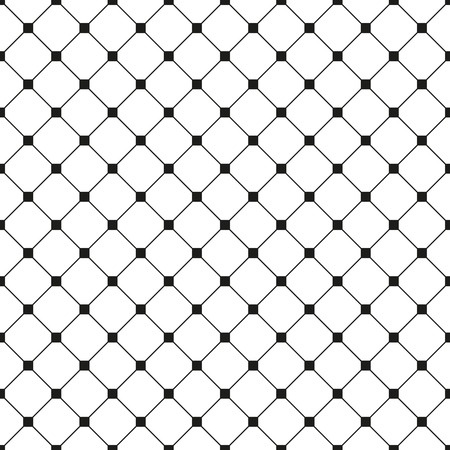 tracery: Seamless abstract diagonal tracery pattern background Illustration