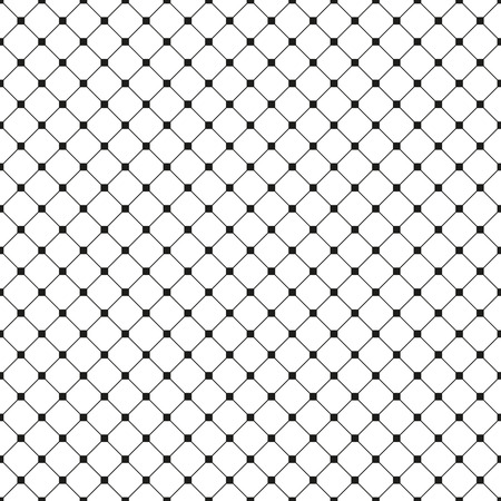 Seamless abstract diagonal tracery pattern background Illustration