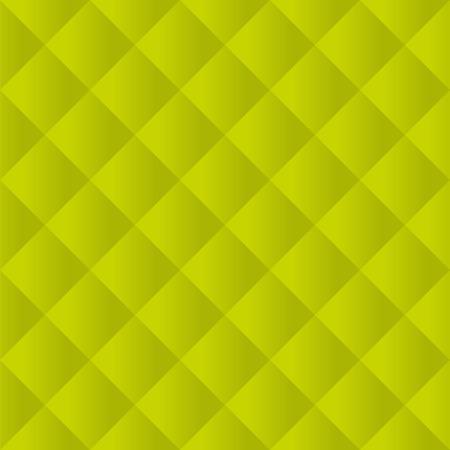 acolchado: Cal Modelo incons�til verde acolchada vector tapicer�a textura