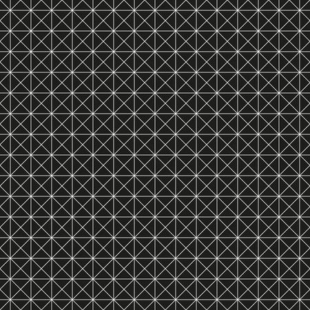 Seamless geometric intersecting line pattern Vektoros illusztráció