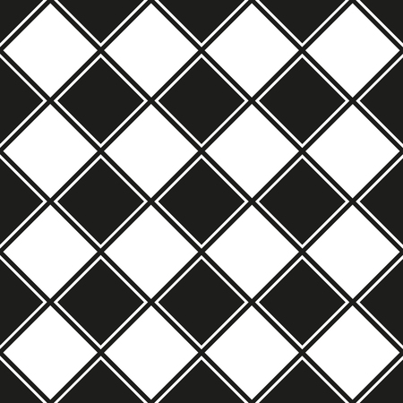 filling material: Seamless vector linear check pattern with alternating fill