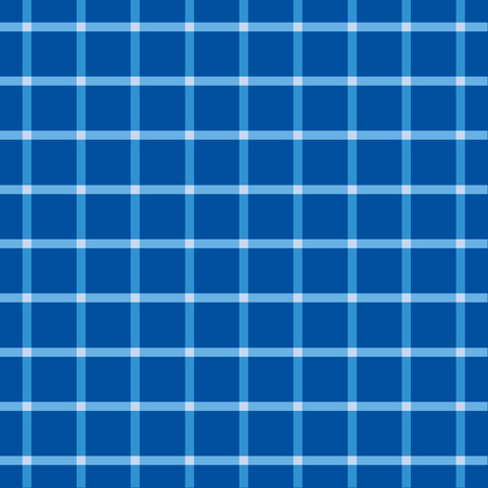 coarse: Seamless Blue Coarse Checkered Plaid Fabric Pattern Texture Illustration