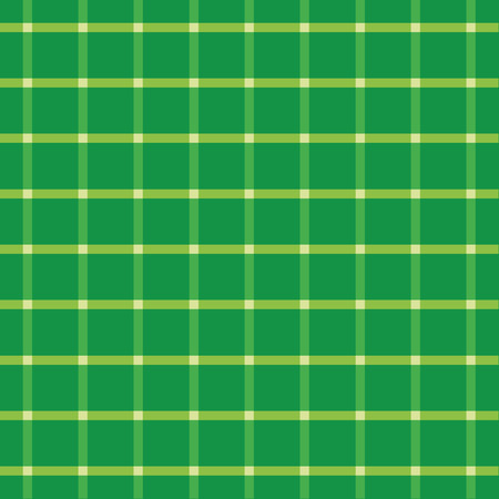 classic contrast: Seamless Green Coarse Checkered Plaid Fabric Pattern Texture