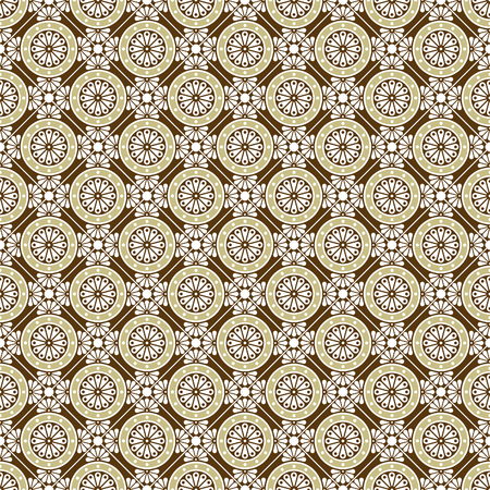 rosetta: Seamless vintage damask background texture pattern