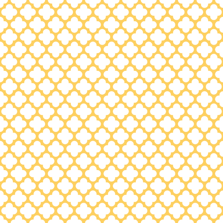 Seamless Vintage Trellis Lattice Pattern Background Illustration