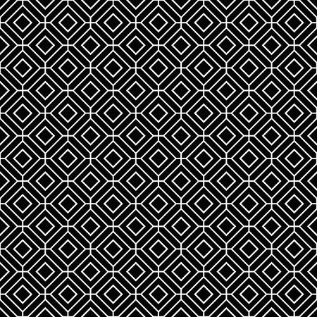 bamboo mat: Seamless geometric abstract pattern