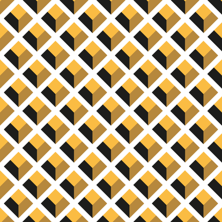 pigeon holes: Seamless Gold Art Deco Pattern Texture Background Wallpaper