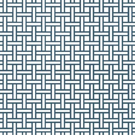Textura de fondo de patrón de tejido sin costuras Ilustración de vector