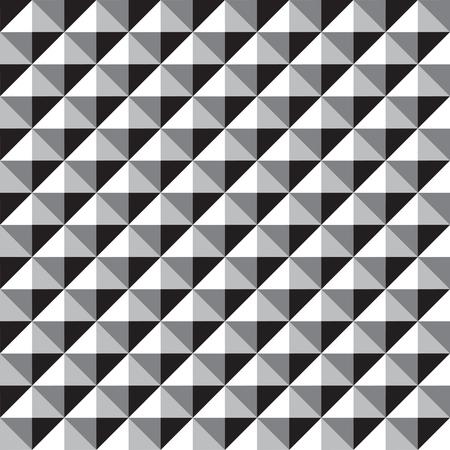 Nahtloser Diamant-Form-Bolzen-Muster-Hintergrund