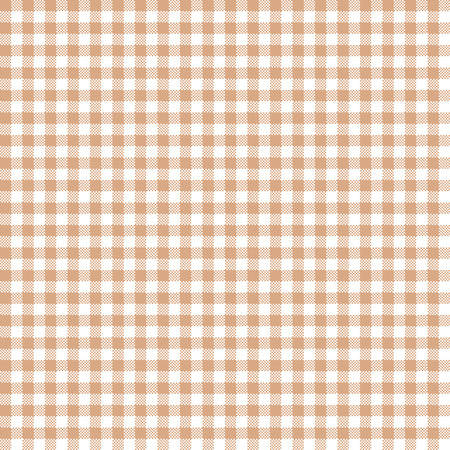 gingham pattern: Seamless Gingham Pattern in Beige
