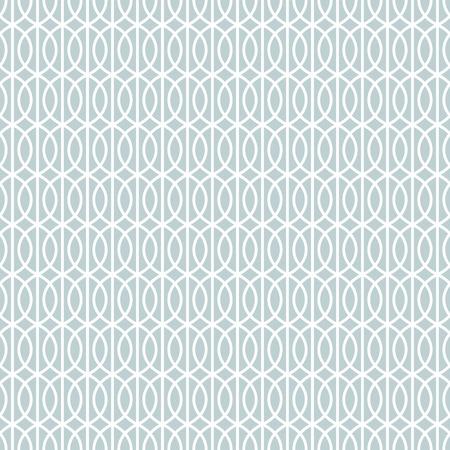 interlink: Seamless Trellis Pattern Background