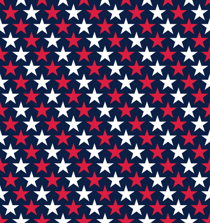 star pattern: Seamless Independence Day Fourth of July Star Pattern Background
