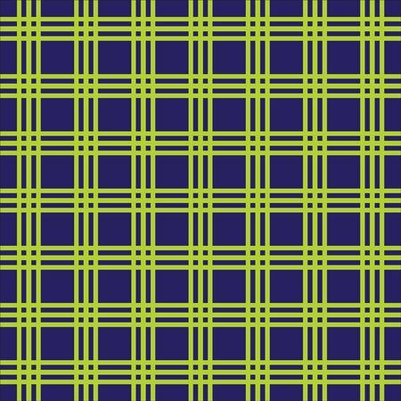 Seamless pin stripe plaid pattern background